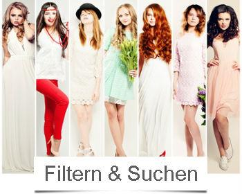 Kleider Filter Suche