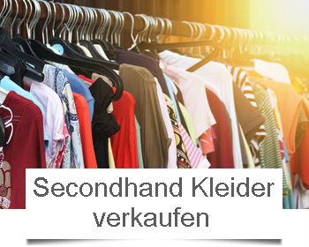 Secondhand Kleider verkaufen