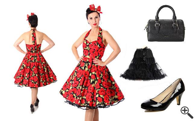 60er Outfit Ideen