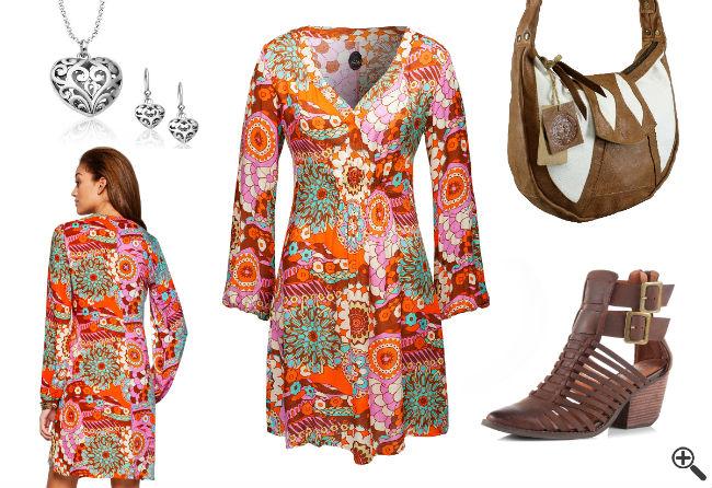 70er Outfit Ideen
