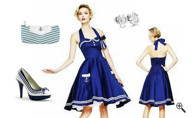 Blaue Kleider online
