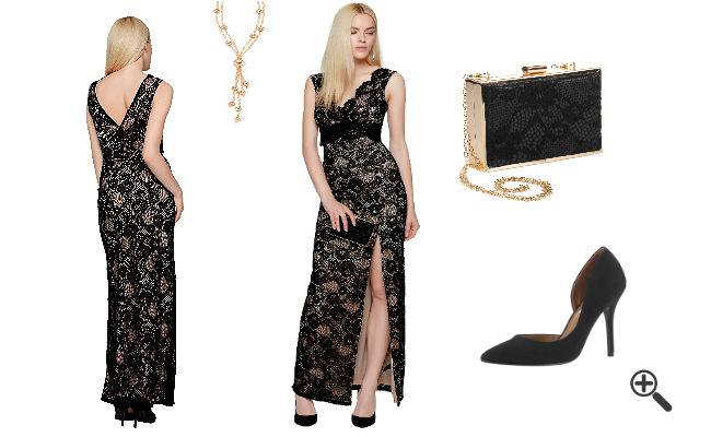 Goldenes Kleid günstig