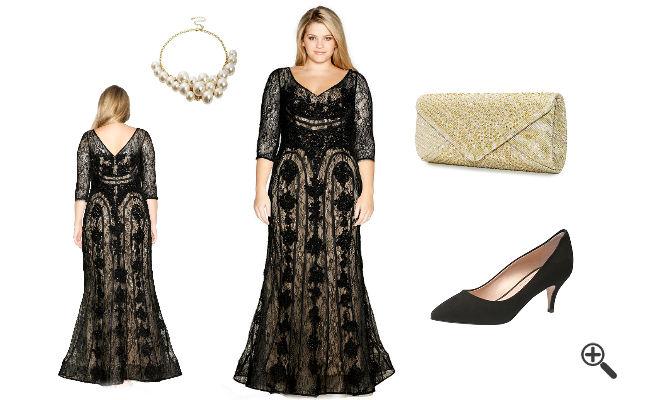 Goldenes Kleid kaufen