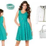 gruene-kleider-kurz
