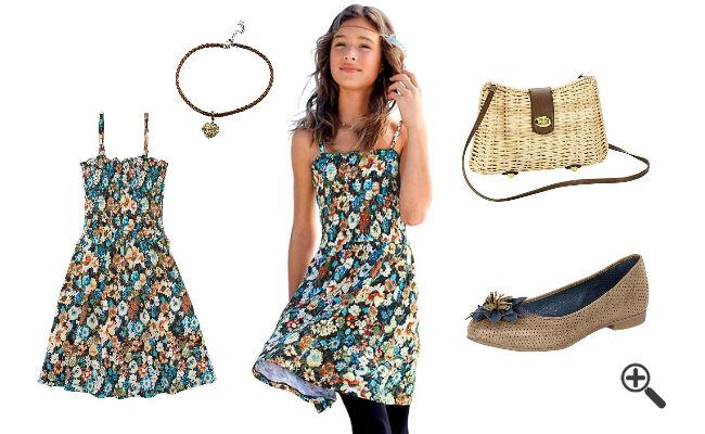 A Linien Kleid günstig Online kaufen – jetzt bis zu -87% sparen ... 8edf42591d