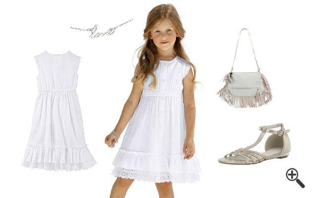 Kinder Kleider kurz