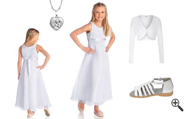 Kinder Kleider lang