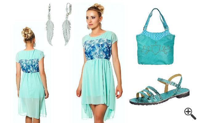 Sommerkleider g nstig online kaufen jetzt bis zu 87 for Kleider vorne kurz hinten lang zalando