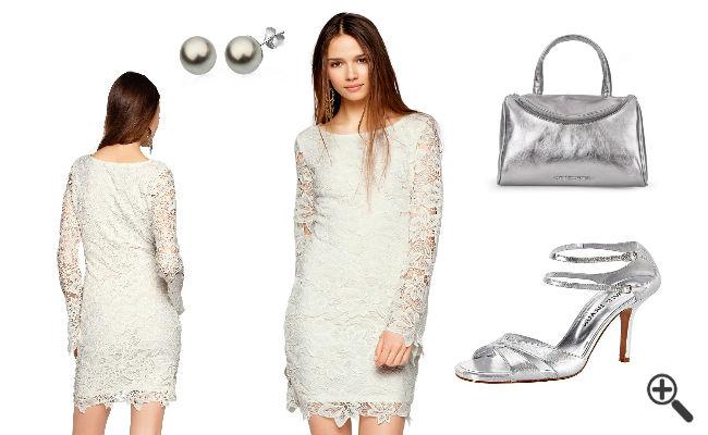 Kleider Silber online