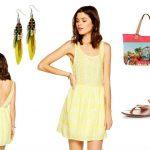 neon-gelbe-kleider