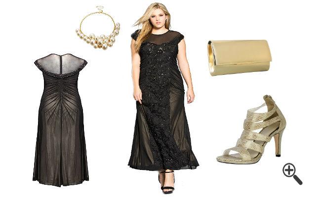 Outfit Ideen XXL