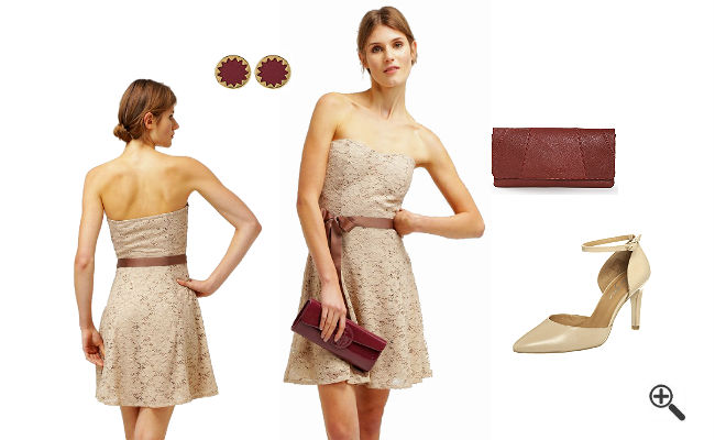Outfit Ideen beige