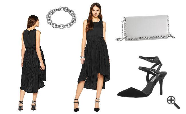 Outfit Ideen schwarz