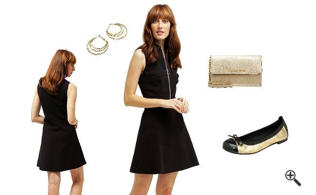 schwarze kleider g nstig online kaufen jetzt bis zu 87. Black Bedroom Furniture Sets. Home Design Ideas