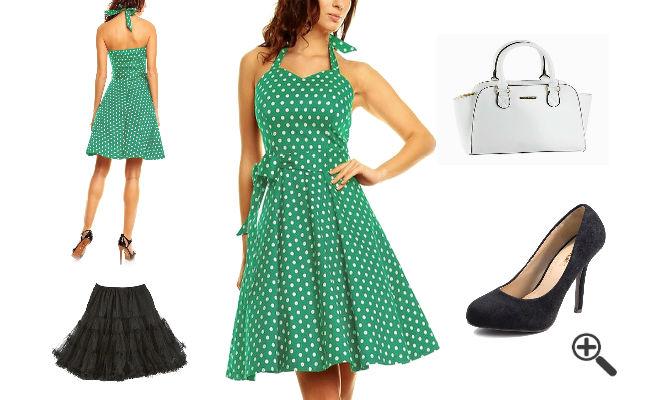 grüne Outfit Ideen