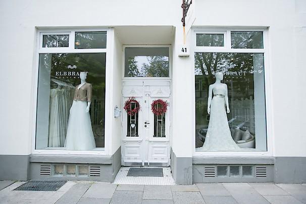 Elbbraut Brautmode in Hamburg