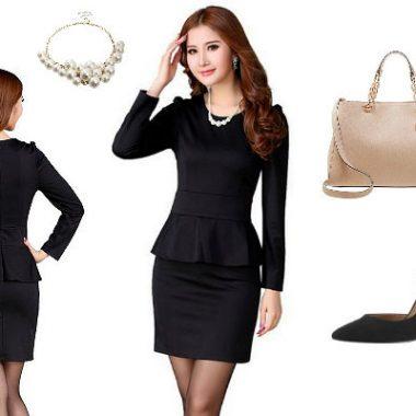 Outfit Büro