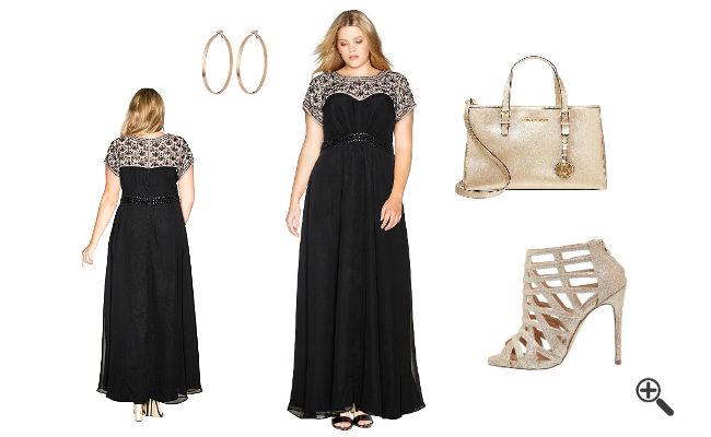 Outfit für Mollige