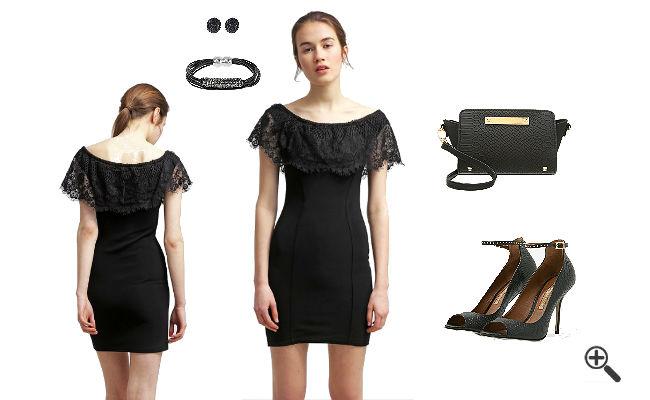 outfit zum essen gehen kombinieren zusammenstellen. Black Bedroom Furniture Sets. Home Design Ideas
