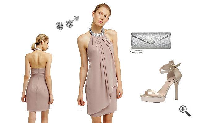 Kleider für Hochzeitsgast
