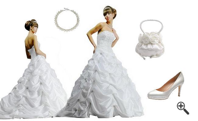 195803a5c8b7 Getragene Hochzeitskleider verkaufen  Online alte gebrauchte Second ...