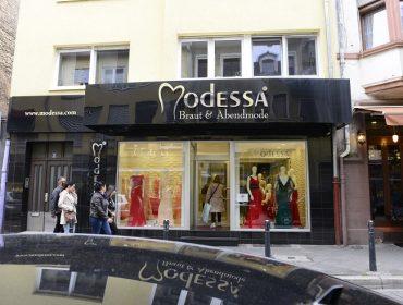 Modessa in Mannheim