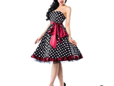 50er Jahre Kleid in Gr.: XL