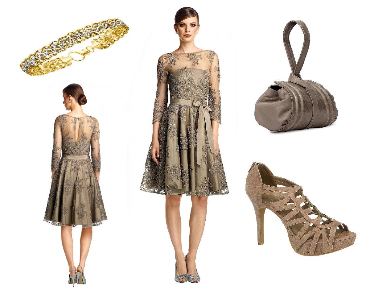 Kleider zur Hochzeit günstig online kaufen   LadenZeile.at