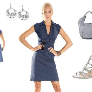 Kleid Mit Zierausschnitt günstig Online kaufen – jetzt bis zu -87% sparen!