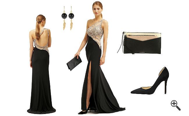 Schickes Kleid Mit Ärmeln günstig Online kaufen - jetzt ...