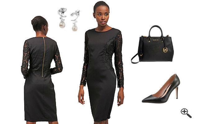 Blaues Kleid Optische Täuschung günstig Online kaufen ...