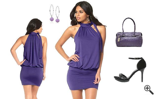 H Und M Blaues Kleid günstig Online kaufen - jetzt bis zu ...