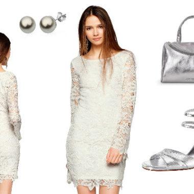 H&M Kleid Mit Kragen günstig Online kaufen – jetzt bis zu -87% sparen!