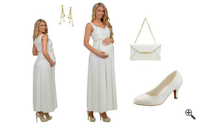 Kann Man Ein Weißes Kleid Auf Einer Hochzeit Tragen ...