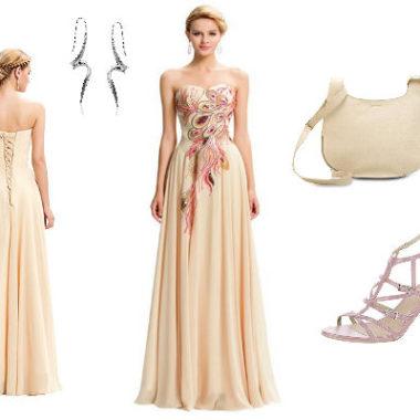 Kleid Beige Festlich günstig Online kaufen – jetzt bis zu -87% sparen!