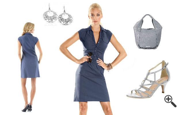 Kleid Empire Linie günstig Online kaufen – jetzt bis zu -87% sparen ...