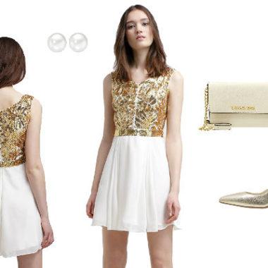 Kleider In Schwarz Gold günstig Online kaufen – jetzt bis zu -87% sparen!