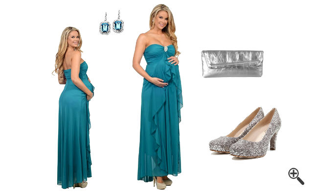 Abendkleider fur schwangere schweiz