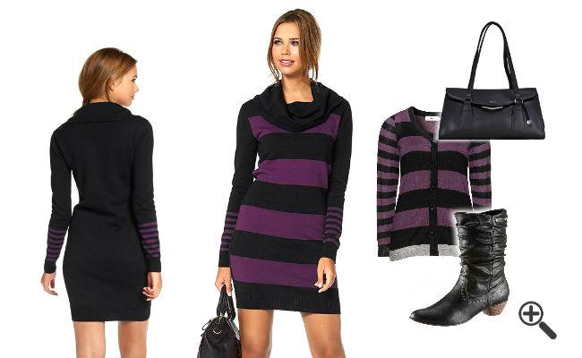 Kurzes Kleid Lila günstig Online kaufen - jetzt bis zu -87 ...