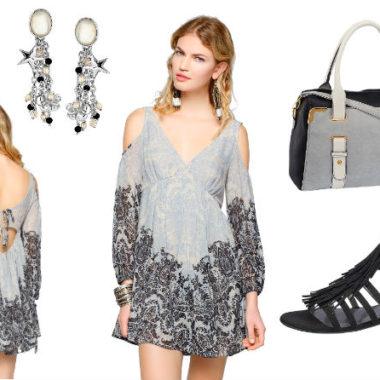 Reken Maar Chiffon Kleid günstig Online kaufen – jetzt bis zu -87% sparen!