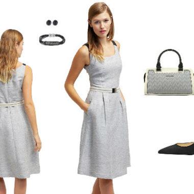 Vintage Kleid Beige günstig Online kaufen – jetzt bis zu -87% sparen!