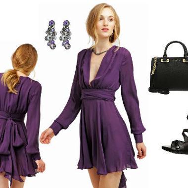 Vokuhila Kleid Chiffon günstig Online kaufen – jetzt bis zu -87% sparen!