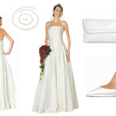 Weißes Kleid Ärmel günstig Online kaufen – jetzt bis zu -87% sparen!