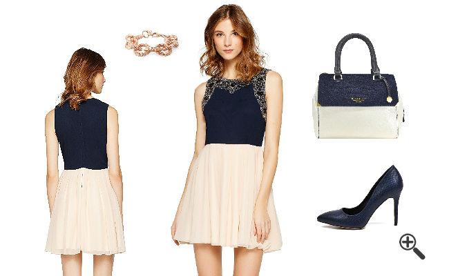 Elegante kleider von wenz