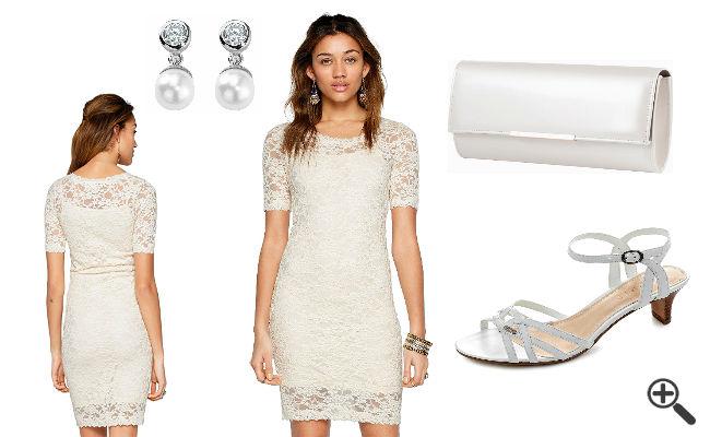 Zara Weiße Kleider günstig Online kaufen – jetzt bis zu -87% sparen ...